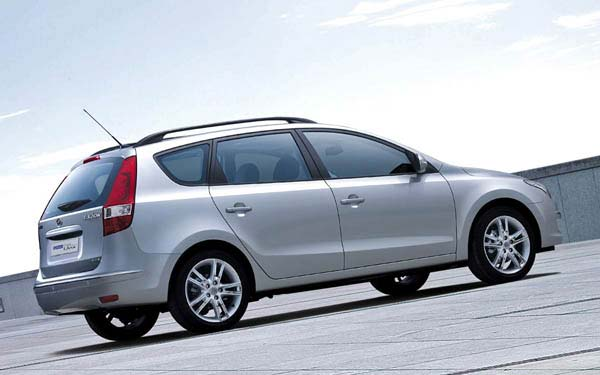 Hyundai i30 CW 2007-2011