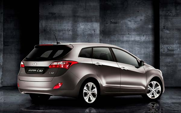 Hyundai i30 CW 2012-2015