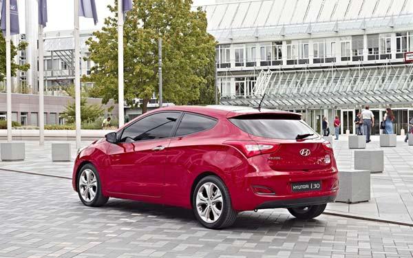 Hyundai i30 3-door 2011-2015
