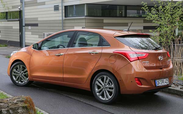 Hyundai i30 2015-2017