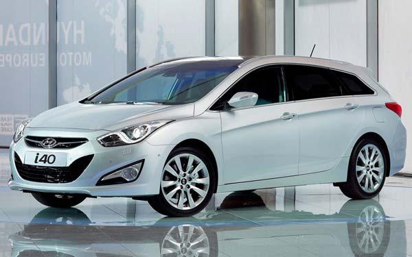 Hyundai i40 CW 2011-2015