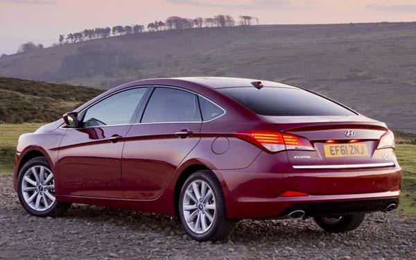 Hyundai i40 2011-2015