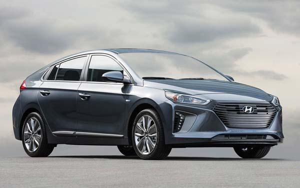 Hyundai Ioniq 2016-2019