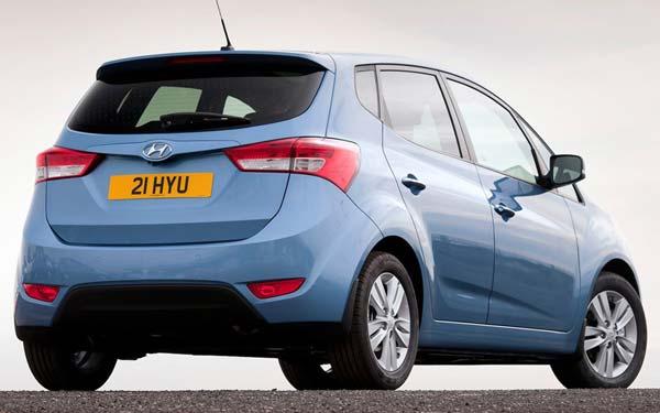 Hyundai ix20 2011-2015