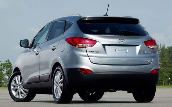 Hyundai ix35 2009-2015