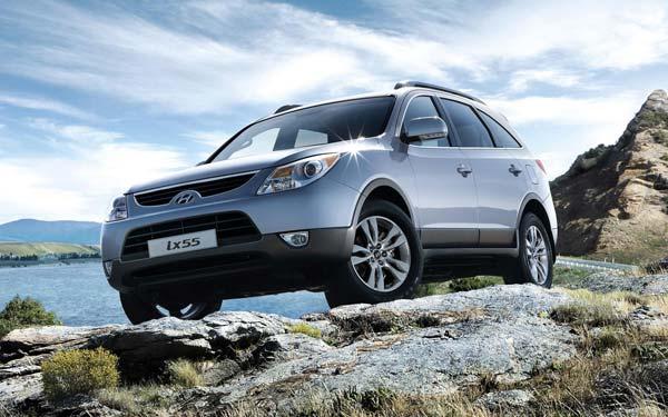 Hyundai ix55 2007-2013