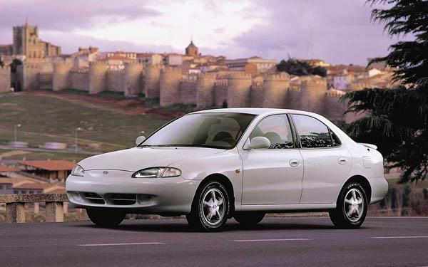 Hyundai Lantra 1991-1999