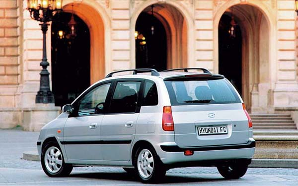 Hyundai Matrix 2001-2008