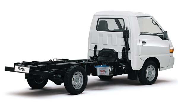 Hyundai Porter 2004-2010