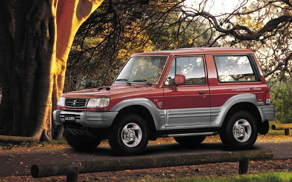 Hyundai Galloper 1997-2000
