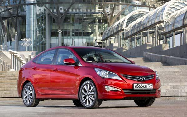 Hyundai Solaris 2014-2016