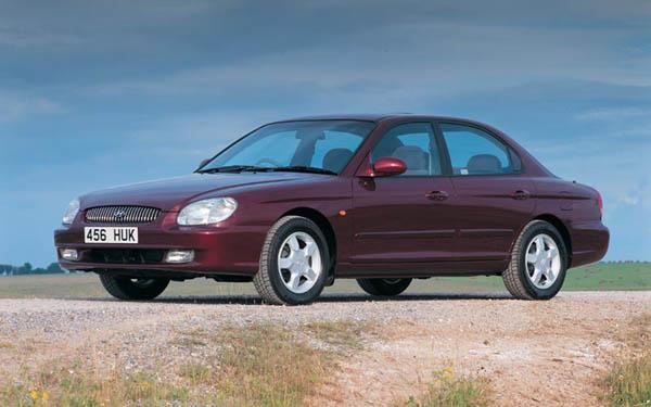 Hyundai Sonata 1999-2000