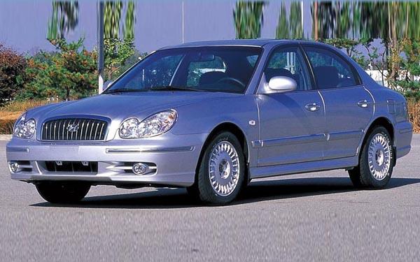 Hyundai Sonata 2001-2010