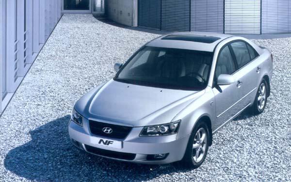 Hyundai NF 2005-2007