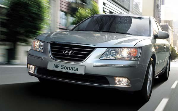 Hyundai NF Sonata 2008-2010