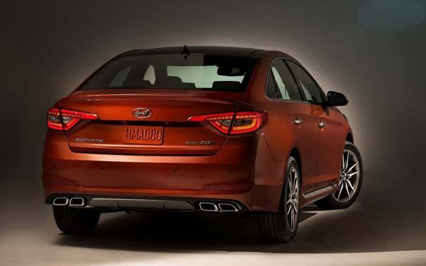 Hyundai Sonata 2014-2017