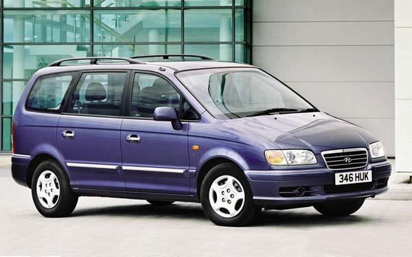Hyundai Trajet 1999-2003