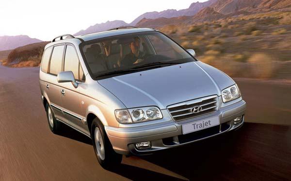 Hyundai Trajet 2004-2009