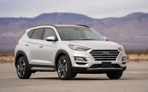 Hyundai Tucson 2018-2021