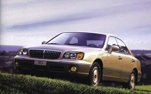 Hyundai XG 2000-2006