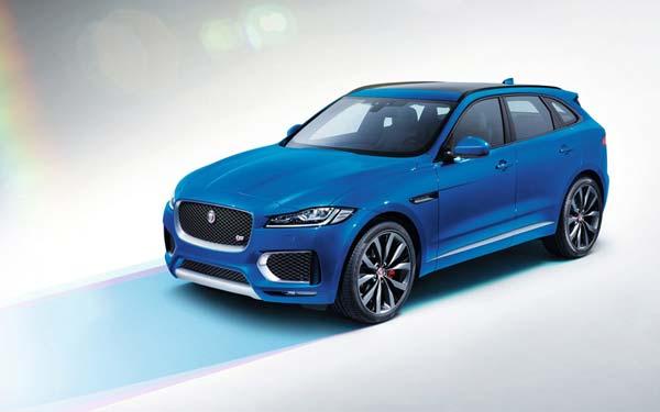 Jaguar F-Pace 2015-2020