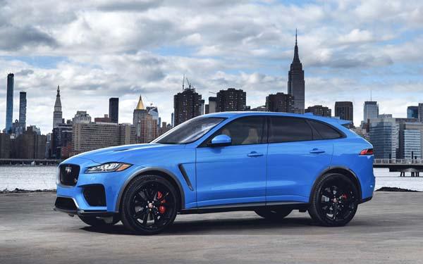 Jaguar F-Pace SVR 2018-2020