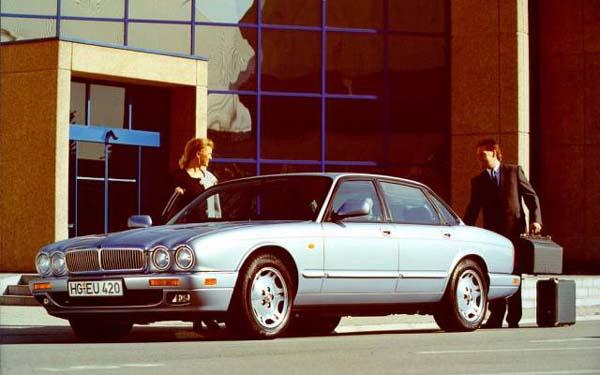 Jaguar XJ 1997-2002