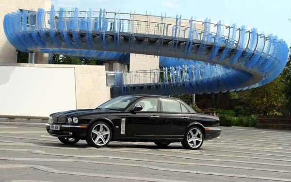 Jaguar XJR 2003-2007