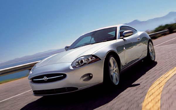 Jaguar XK 2006-2009