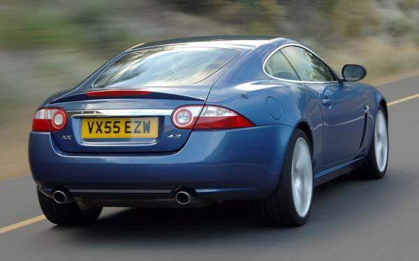 Jaguar XK 2009-2014