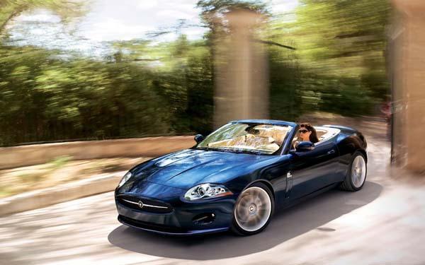 Jaguar XK Convertible 2006-2009