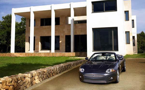 Фото Jaguar XKR Convertible  (2006-2009)