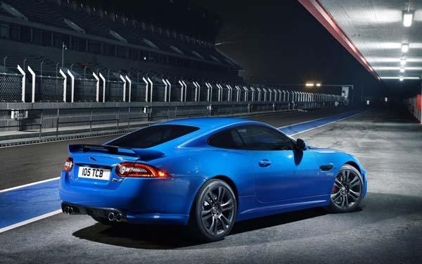Jaguar XKR-S 2011-2014