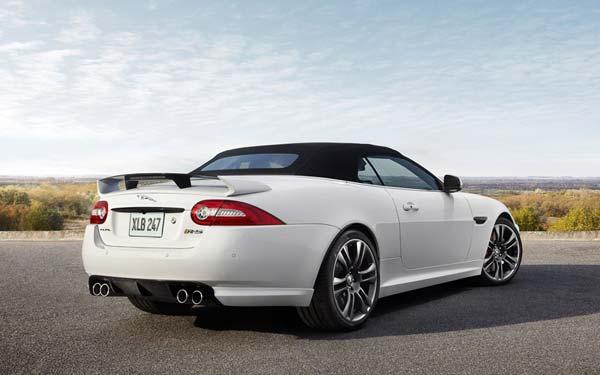 Jaguar XKR-S Convertible 2012-2014