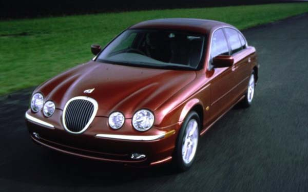 Jaguar S-Type 1998-2007