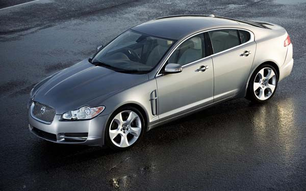 Jaguar XF 2007-2011