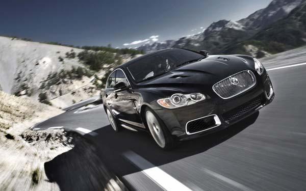 Jaguar XFR 2009-2011