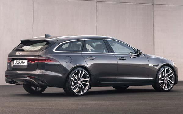 Jaguar XF Sportbrake 2020