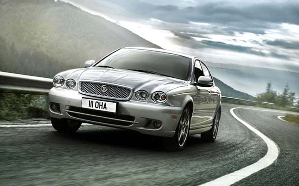 Jaguar X-Type 2008-2010