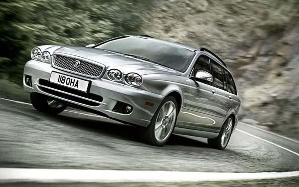 Jaguar X-Type Wagon 2008-2010