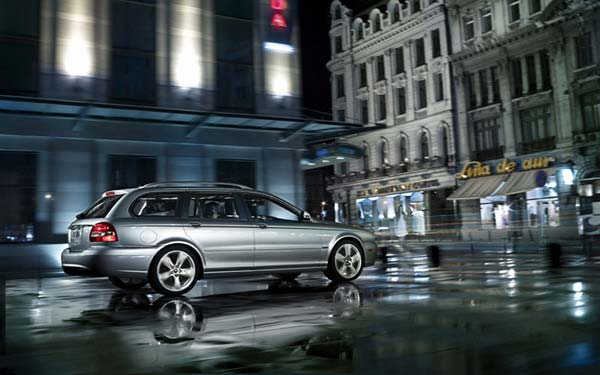 Jaguar X-Type Wagon 2008-2010