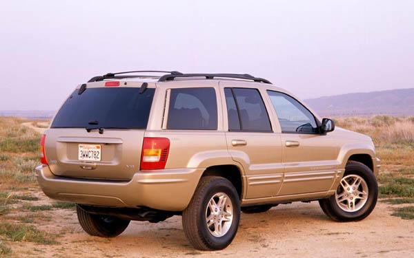 Jeep Grand Cherokee 1998-2005