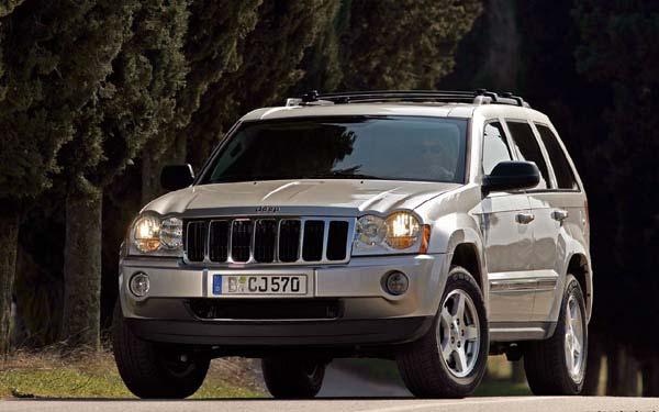 Jeep Grand Cherokee 2005-2009