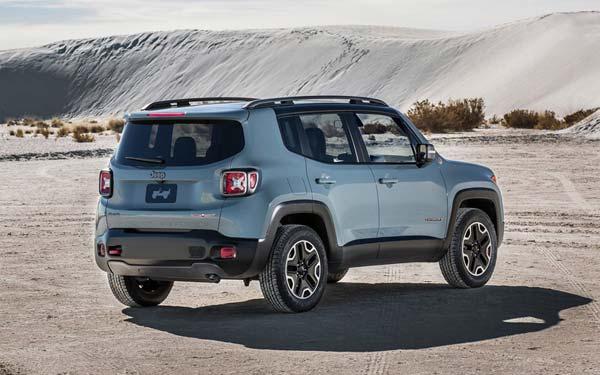 Jeep Renegade 2014-2018