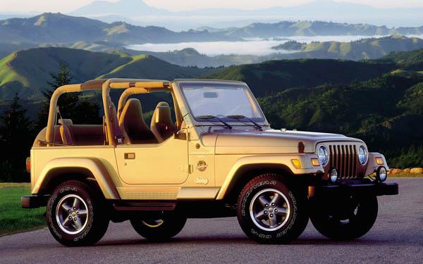 Jeep Wrangler 1997-2005