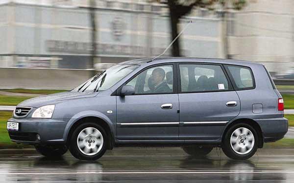 Kia Carens 1999-2006