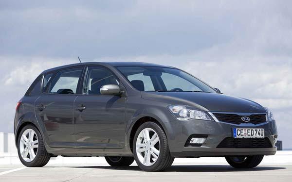 Kia Ceed 2009-2012