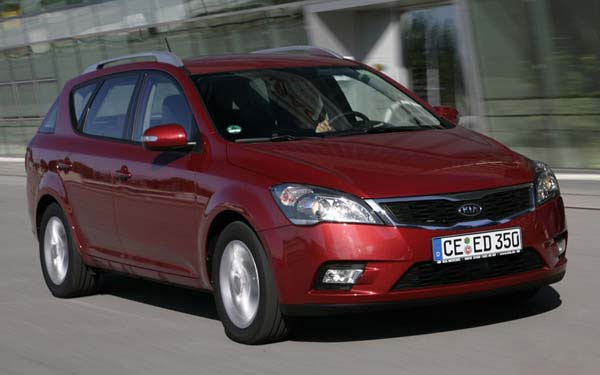 Kia Ceed Sporty Wagon 2009-2012