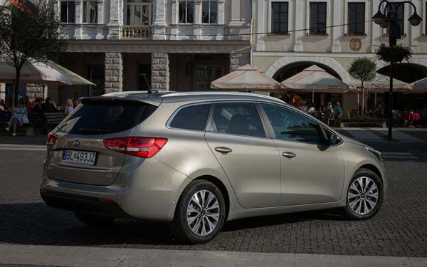 Kia Ceed Sporty Wagon 2015-2018