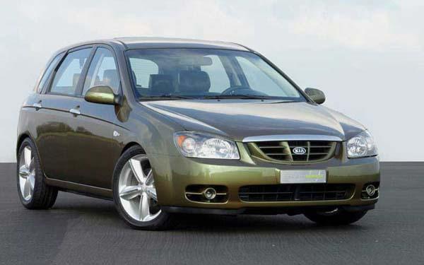 Kia Cerato Hatchback 2004-2008